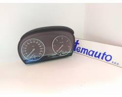 Quadro Strumenti BMW Serie 3 E90 Berlina