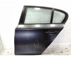 Portiera Posteriore Sinistra BMW Serie 1 E87 1° Serie