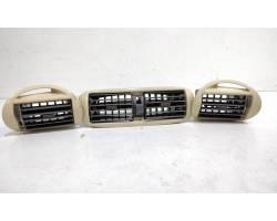 Bocchette Aria Cruscotto FIAT Seicento Serie (00>05)