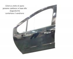 Portiera Anteriore Sinistra PEUGEOT 308 Serie (07>14)