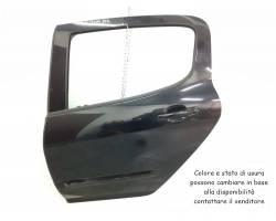 Portiera Posteriore Sinistra PEUGEOT 308 Serie (07>14)