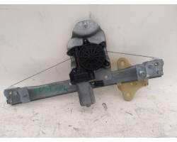 Meccanismo alzavetro Post. SX RENAULT Clio Serie IV (12>19)