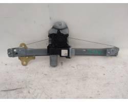 Meccanismo alzavetro Ant. SX RENAULT Clio Serie IV (12>19)