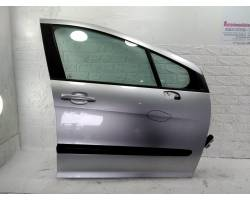 Portiera anteriore Destra PEUGEOT 308 Serie (07>14)