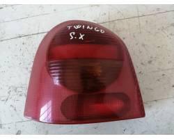 Stop fanale Posteriore sinistro lato Guida RENAULT Twingo I serie (00>07)