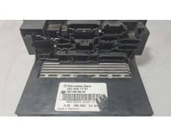 5DK008485-40 CENTRALINA SAM MERCEDES Classe C S. Wagon W203 2148 Diesel 75 (2001) RICAMBI USATI