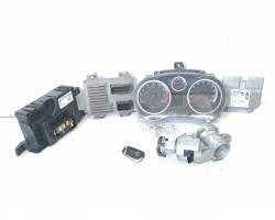 E83 55580499 KIT CENTRALINA MOTORE OPEL Corsa D 5P 2° Serie 1229 Benzina A12XER 63 Kw 5 63 A12XER (2011) RICAMBI USATI