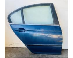 Portiera Posteriore Destra BMW Serie 3 E46 Berlina (01>05)