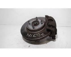 Mozzo ruota anteriore destra passeggero NISSAN Micra 7° Serie