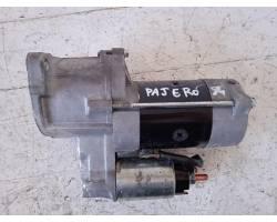 Motorino d' avviamento MITSUBISHI Pajero 2° Serie