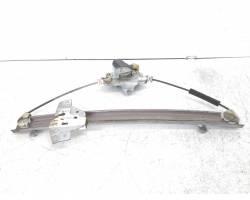 Cremagliera anteriore sinistra Guida HYUNDAI Getz 1° Serie