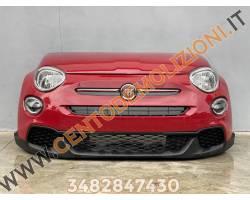 Musata completa + kit Radiatori + kit Airbag FIAT 500 X Serie (15>)