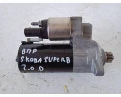 Motorino d' avviamento SKODA Superb 2° Serie