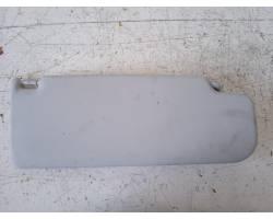 Parasole aletta anteriore Lato Guida SKODA Superb 2° Serie