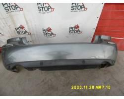 sw PARAURTI POSTERIORE COMPLETO JAGUAR X-Type Station Wagon 2500 Benzina xb (2004) RICAMBI USATI