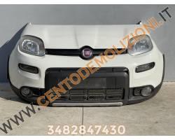 Musata completa + kit Radiatori + kit Airbag FIAT Panda Serie 4X4 (319) (12>)
