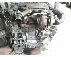 MOTORE COMPLETO PEUGEOT 308 Serie (07>14) 1560 Diesel 66 9HV (2009) RICAMBI USATI