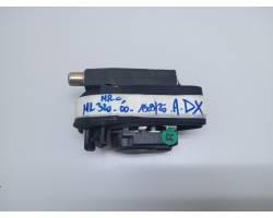 Cintura di Sicurezza anteriore Destra con pretensionatore MERCEDES ML W163 1° Serie
