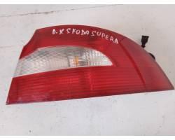 Stop fanale posteriore Destro Passeggero SKODA Superb 2° Serie