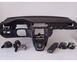 Kit Airbag Completo SKODA Superb 2° Serie