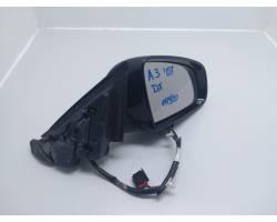 Specchietto Retrovisore Destro AUDI A3 Sportback Serie (8PA) (04>08)