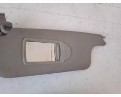 Parasole aletta anteriore Lato Guida RENAULT Megane ll Serie (06>08)