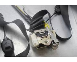 Coppia cinture anteriori con pretensionatori FIAT 500 Serie (07>14)