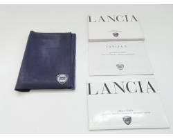 Libretto uso e manutenzione LANCIA Ypsilon 1° Serie