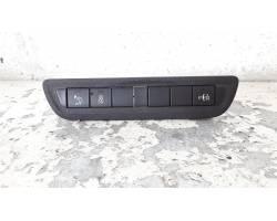 interruttore centralina sensori di parcheggio e int. DSC PEUGEOT 208 Serie (12>19)