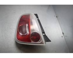 Stop fanale Posteriore sinistro lato Guida FIAT 500 Serie (07>14)