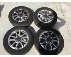 Cerchi in lega FIAT 500 X Serie (15>)