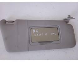 Parasole aletta Lato Passeggero MERCEDES Classe A W168 2° Serie