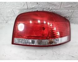 Stop fanale posteriore Destro Passeggero AUDI A3 Serie (8P1) (05>08)