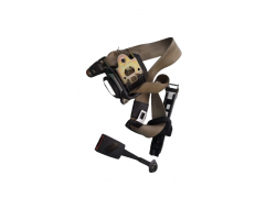 Cintura di Sicurezza anteriore Sinistra con pretensionatore AUDI A4 Avant (8E) (00>04)
