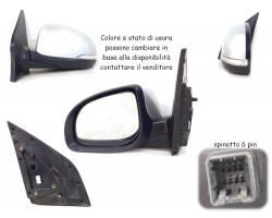 Specchietto Retrovisore Sinistro KIA Picanto 1° Serie