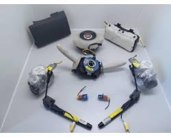 Kit Airbag Completo FIAT 500 Serie (57>70)