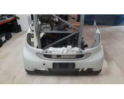PARAURTI ANTERIORE COMPLETO SMART ForTwo Cabrio 3° Serie (w 451) Benzina (2010) RICAMBI USATI