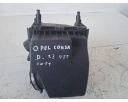 BOX SCATOLA FILTRO ARIA OPEL Corsa D 5P 2° Serie 1300 Diesel Z13DTE (2011) RICAMBI USATI