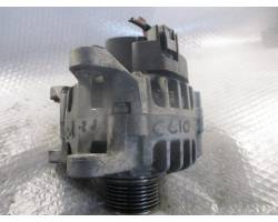 2543509C ALTERNATORE RENAULT Clio Serie (08>15) 1200 Bifuel/Gas 55 D4FL7 (2010) RICAMBI USATI
