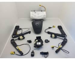 Kit Airbag Completo OPEL Meriva 3° Serie