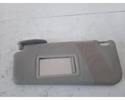 Parasole aletta anteriore Lato Guida ALFA ROMEO Mito Serie (955_) (08>)