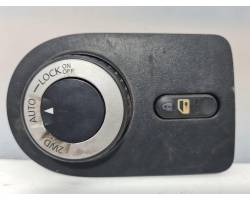 Interruttore pulsante bloccaggio differenziale NISSAN Qashqai 1° Serie