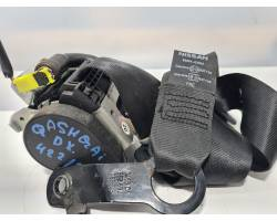 Cintura di Sicurezza anteriore Destra con pretensionatore NISSAN Qashqai 1° Serie