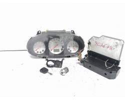 S110678003 KIT CENTRALINA MOTORE FORD Fiesta 4° Serie 1250 Benzina 55 kW / 75 CV DHF (2001) RICAMBI USATI