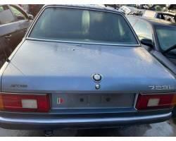 RICAMBI USATI AUTO BMW Serie 7 E38 2800 Benzina 135,42 (1984) RICAMBI USATI