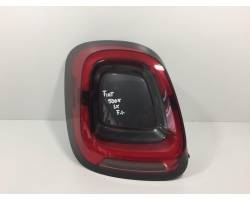 Stop fanale Posteriore sinistro a LED lato Guida FIAT 500 X Serie Cross (16>)