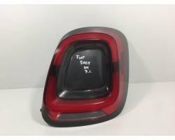 Stop fanale posteriore a LED Destro Passeggero FIAT 500 X Serie Cross (16>)