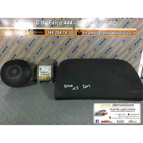 Kit Airbag Completo BMW X5 1° Serie