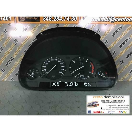Quadro Strumenti BMW X5 1° Serie