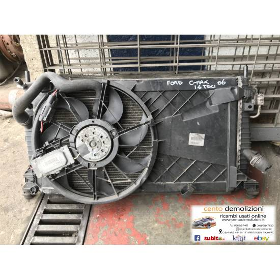 Kit Radiatori FORD C - Max 1° Serie